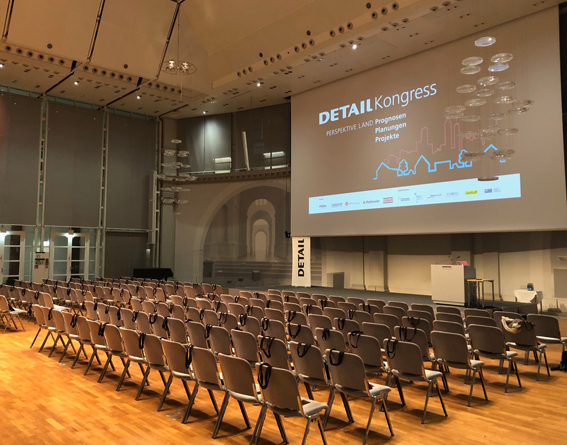 DETAIL-Kongress 2019 - Stuttgart