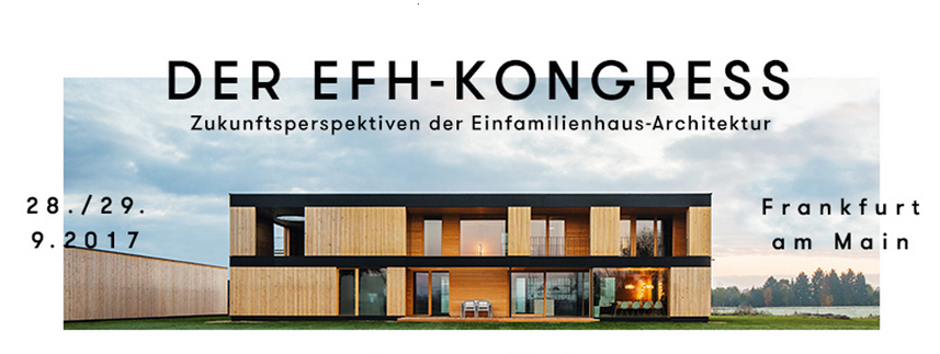 EFH-Kongress in Frankfurt a.M.