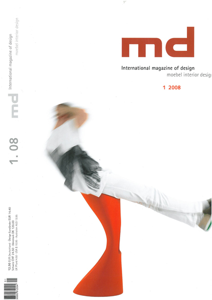 md-international magazin of design